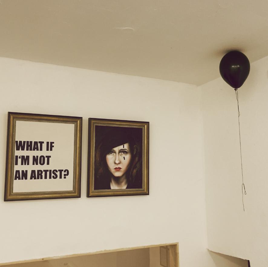 what if I'm not an artist?