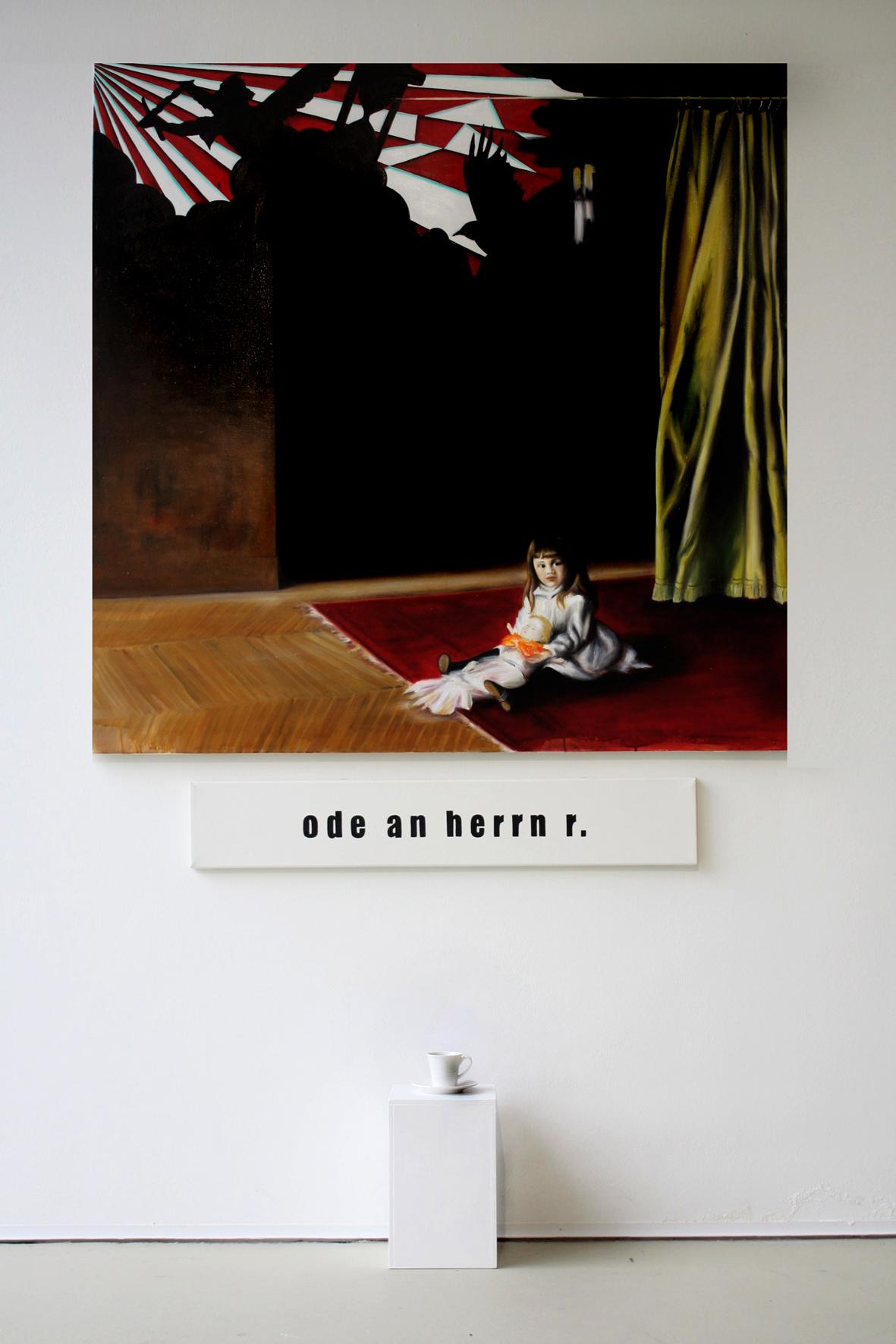 Ode an Herrn R.