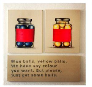 balls balls balls