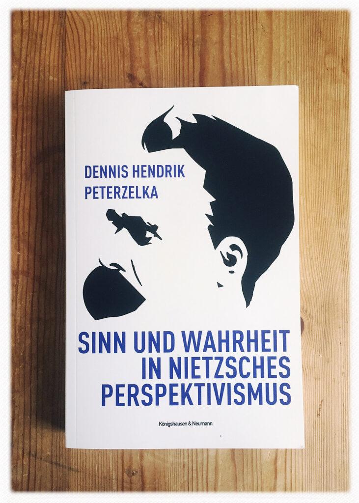 """Cover-Gestaltung """"Sinn und Wahrheit in Nietzsches Perspektivismus"""""""